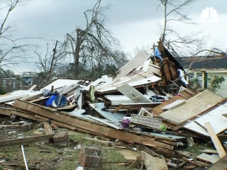 Deadly Storm Rips Through Mississippi