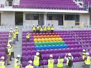 Orlando Soccer Team Honors Pulse Nightclub Shooting Victims With Rainbow Seats