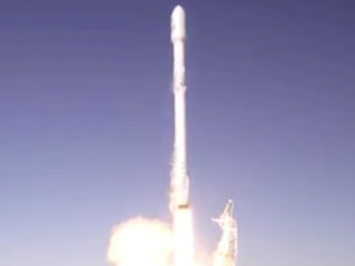 See SpaceX's Falcon 9 Rocket Launch