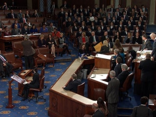 Watch How Congress Officially Confirmed Trump for President