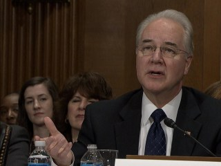 Price Defends Healthcare Agenda: 'Nobody's Interested in Pulling the Rug Out'