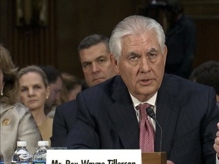 Tillerson: Russian Hacking Report 'Clearly Is Troubling'
