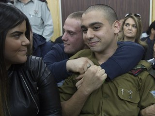 Drama at Court Over Israeli Soldier Elor Azaria Who Shot Palestinian