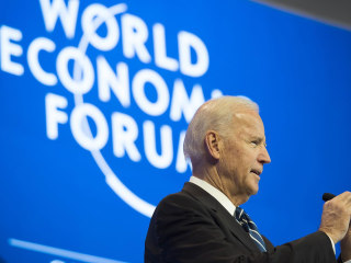 Biden Lambastes Putin's Meddling in Foreign Politics