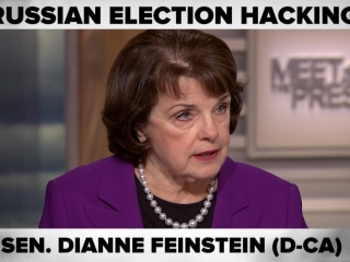 Should FBI Director Step Down? Feinstein: 'Not Yet'