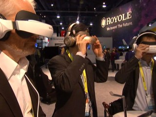 See The Latest Gadgets On Display At CES