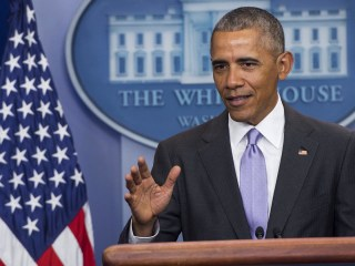 Watch Live: Obama Holds Final Press Conference as President