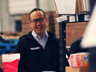 Boxed App CEO Is Changing How Millennials Shop While Offering Employees Generous Gifts