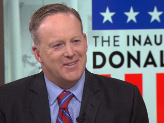 Incoming press secretary Sean Spicer: Trump speech will be 'philosophical'
