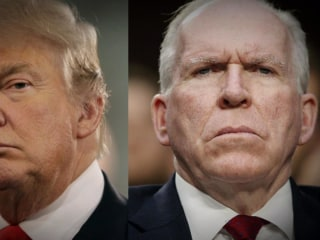 CIA director John Brennan slams Trump for recent intelligence accusations