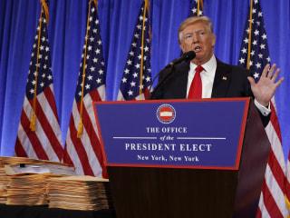 Trump Announces David Shulkin as Veterans Affairs Secretary