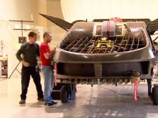This $14M Flying Car Aims to Compete With Drones