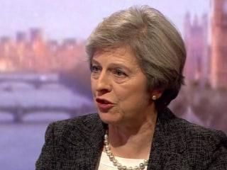 British PM Reveals Agenda for Talks with Trump