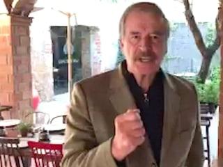 Vicente Fox to Donald Trump: 'You Lost, Mexico Won'