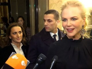 Nicole Kidman 'Incredibly Honored' by Oscar Nomination