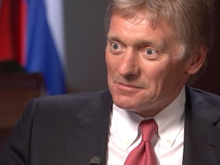 Kremlin Spokesman: U.S. Intelligence Report on Russian Hacking 'Ridiculous'