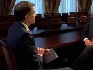 Watch Full Interview With Kremlin Spokesman Dmitry Peskov