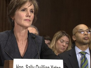 FROM MARCH 2015: Sessions Asks Fired Acting AG if She'd Say 'No' to President