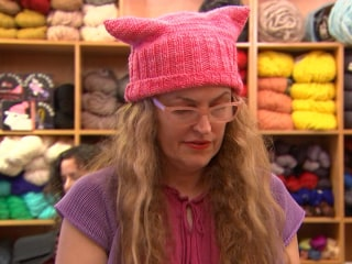 Meet the Women Responsible for Pink Cat Protest Hats