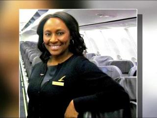 Heroic Flight Attendant Rescues Teenage Human Trafficking Victim