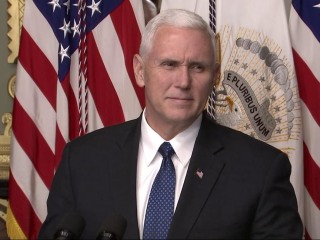 VP Pence: My Vote For Betsy DeVos Was 'The Easiest Vote I Ever Cast'