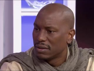 'Fast and the Furious' Star Tyrese Gibson Talks About His New Series 'Star'