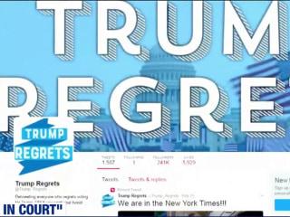 Some Trump Voters Tweet Their Regret