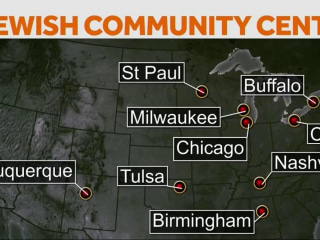 New Wave of Bomb Threats Target US Jewish Centers