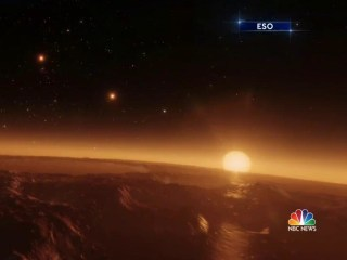 NASA: 7 New Planets Discovered and They Could Possibly Sustain Life