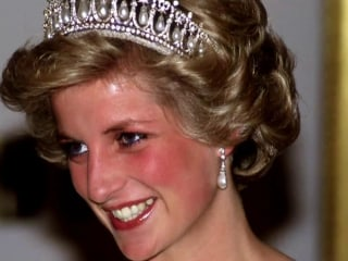 Princess Diana's Dresses on Display at Kensington Palace