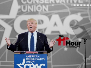 What Will Trump Say at CPAC? Let's Look at His Past Appearances