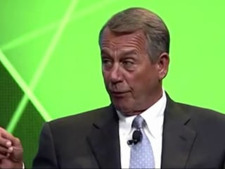 Boehner Laughed Off Republicans' 'Happy Talk' of Repealing Obamacare