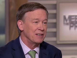 Full Hickenlooper Interview: 'Mountain West' Shows A Path for Dems