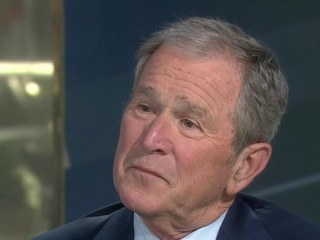 George W. Bush on President Trump, Putin, religious freedom, immigration, more