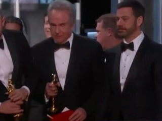 Stunning Oscars Mistake Seen 'Round the World: This is How it Happened