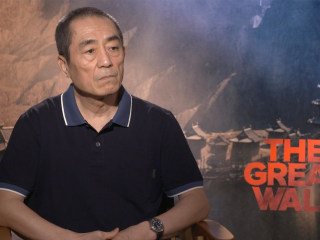Zhang Yimou: 'The Great Wall' Symbolizes Future Collaborations Between US, China in Film