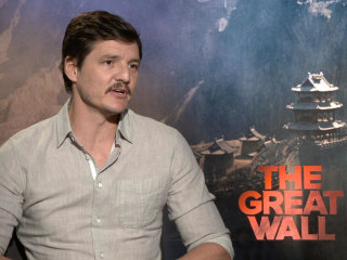 Pedro Pascal on Filming in China, His 'Obsession' with Zhang Yimou, and Encouraging Diversity