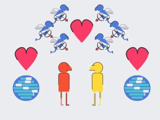 How Algorithms Choose Your Valentine
