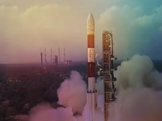 India's Space Organization Breaks Record With Historic Satellite Launch