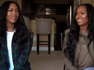 YouTube Twins Embrace Natural Beauty