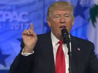 Trump at CPAC: 'Fake News' to 'Bad Dudes'