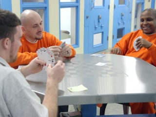 Incarcerated Vets Finding Healing Through Shared Space