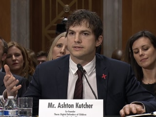 Ashton Kutcher: Every Citizen Has a Right to Pursue Happiness