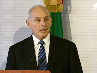 DHS Chief Kelly: 'There Will Be No Mass Deportations'