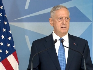 Mattis Emphasizes Trump's 'Strong Support' for NATO