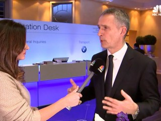 Stoltenberg: America has much to gain from 'NATO partnership'