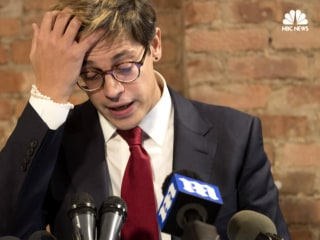 Milo Yiannopoulos, No Stranger to Controversy, Resigns From Breitbart