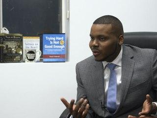 Meet Stockton's First Black Mayor: Michael Tubbs
