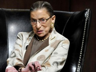 Even the Notorious RBG Says She and Biggie Smalls 'Have a Lot in Common'