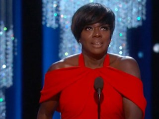 Viola Davis Wins 1st Oscar, Delivers Show Stopping Acceptance Speech